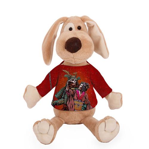 Собачка в футболке  Фото 01, Скелеты