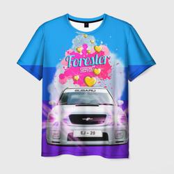 Subaru Forester Sti II M