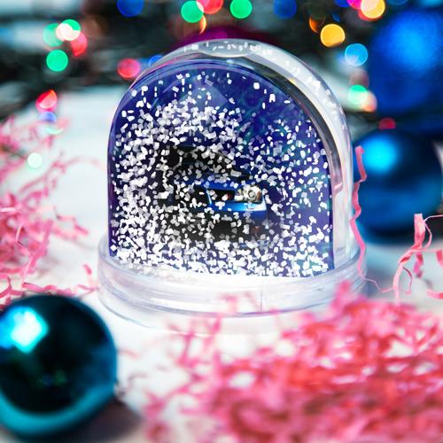 Снежный шар Subaru Фото 01