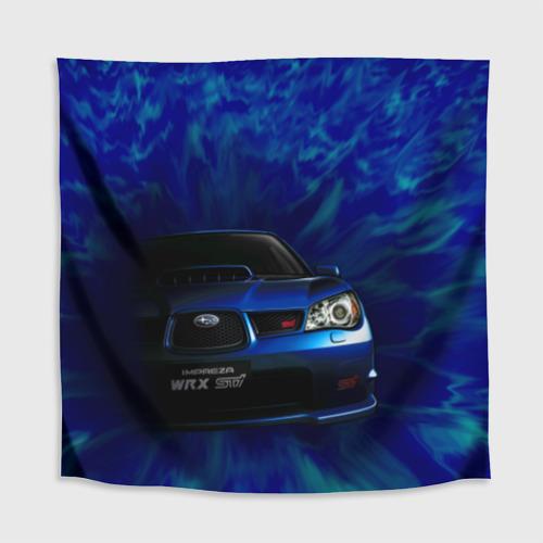 Скатерть 3D Subaru Фото 01