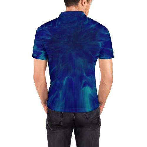 Мужская рубашка поло 3D  Фото 04, Subaru