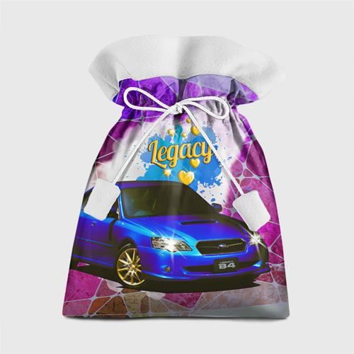 Подарочный 3D мешок Subaru Legacy
