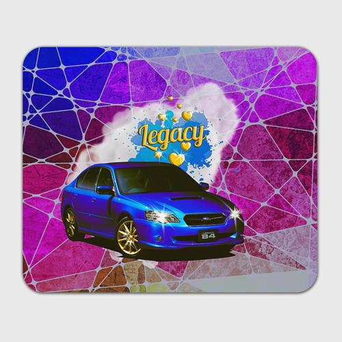 Коврик прямоугольный  Фото 01, Subaru Legacy