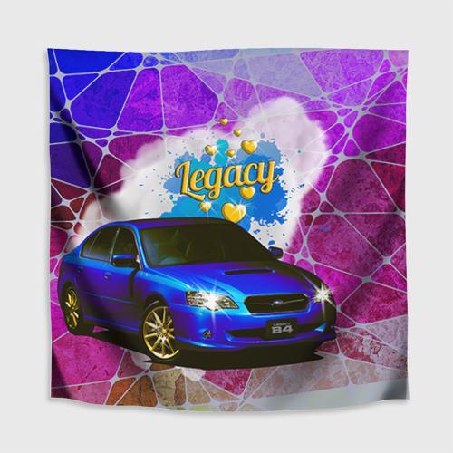Скатерть 3D  Фото 02, Subaru Legacy