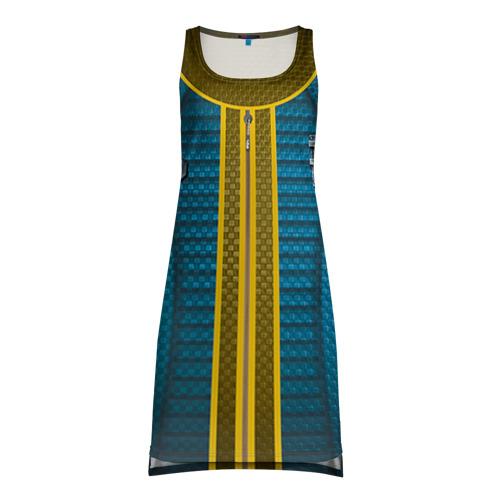 Платье-майка 3D Комбинезон Убежища 111
