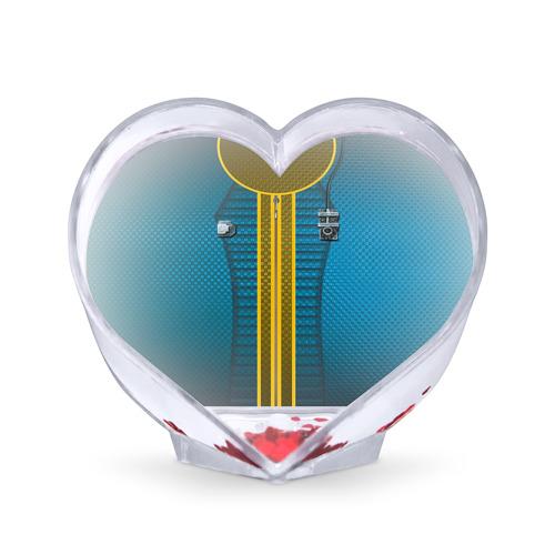 Сувенир Сердце Комбинезон Убежища 111 от Всемайки