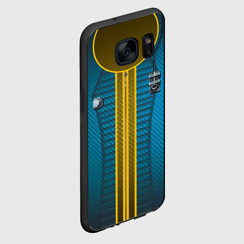 Чехол для Samsung S7 Комбинезон Убежища 111 Фото 01