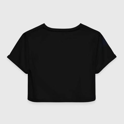 Женская футболка 3D укороченная  Фото 02, System of a Down