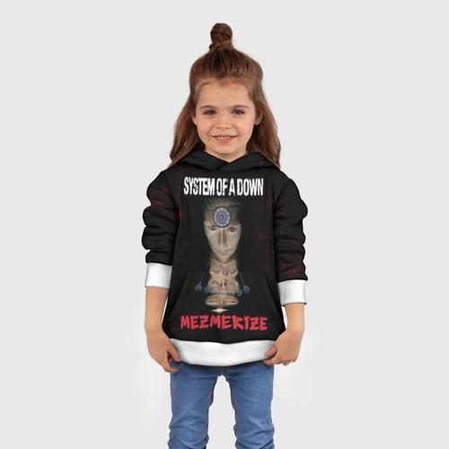 Детская толстовка 3D  Фото 01, System of a Down