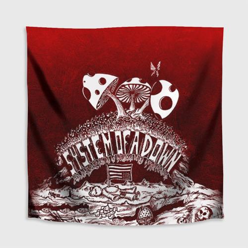Скатерть 3D  Фото 02, System of a Down