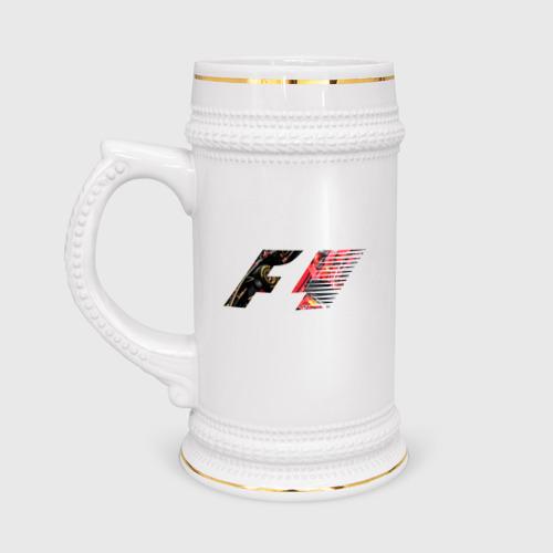 Кружка пивная  Фото 01, Formula 1