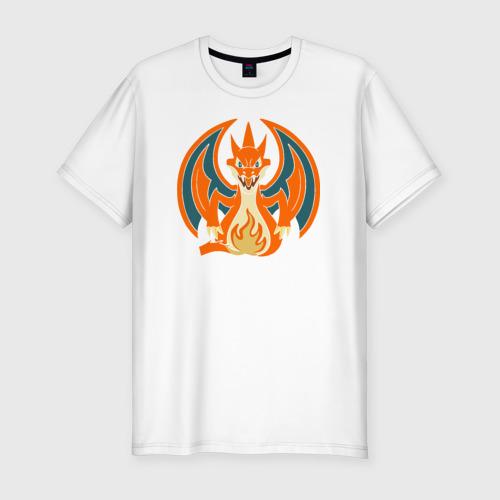 Мужская футболка премиум  Фото 01, Mega Y