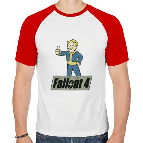 Мужская футболка реглан  Фото 01, Fallout 4