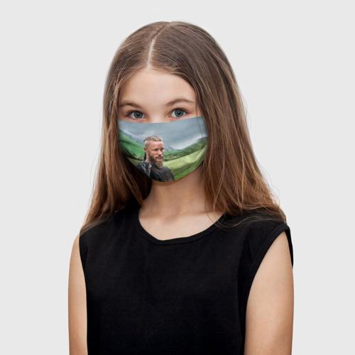 Детская маска (+5 фильтров) Рагнар Лодброк One