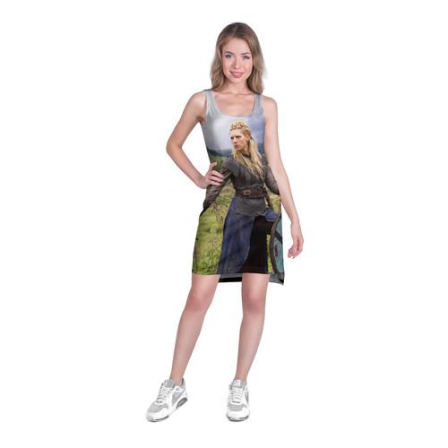 Платье-майка 3D  Фото 03, Лагерта