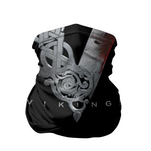 Бандана-труба 3D Эмблема Викингов