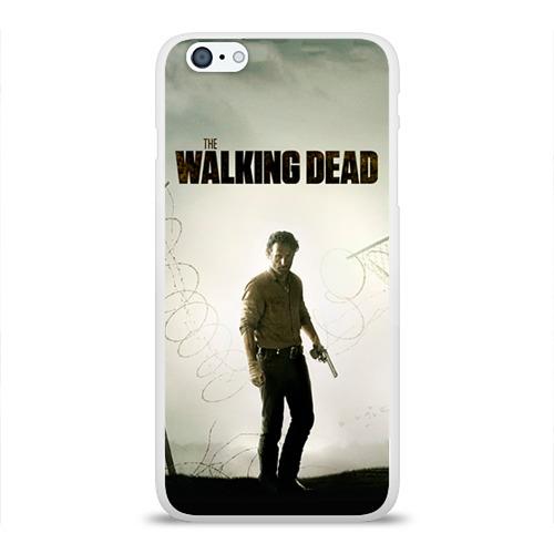 Чехол для iPhone 6Plus/6S Plus глянцевый The Walking Dead Фото 01