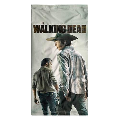 Бандана-труба 3D The Walking Dead Фото 01