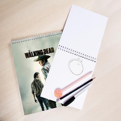The Walking Dead (скетчбук) фото 2