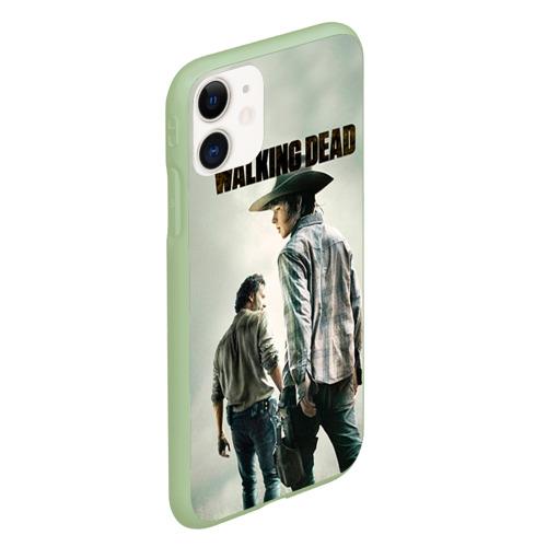 The Walking Dead (чехол для iphone 11 матовый) фото 2