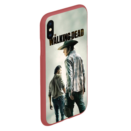 The Walking Dead (чехол для iphone xs max матовый) фото 2
