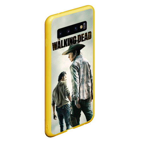 The Walking Dead (чехол для samsung galaxy s10) фото 2