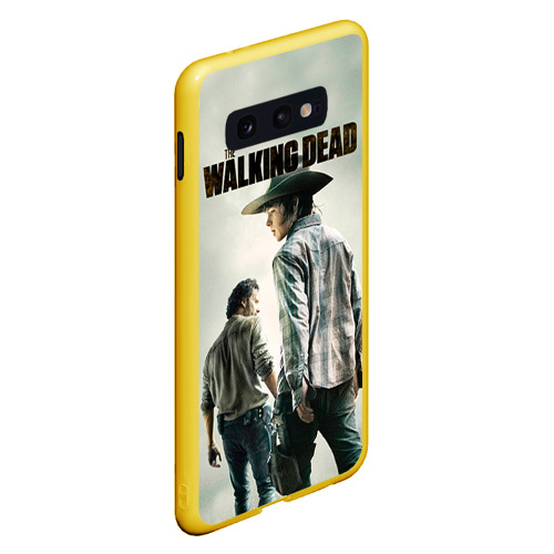 The Walking Dead (чехол для samsung s10e) фото 2
