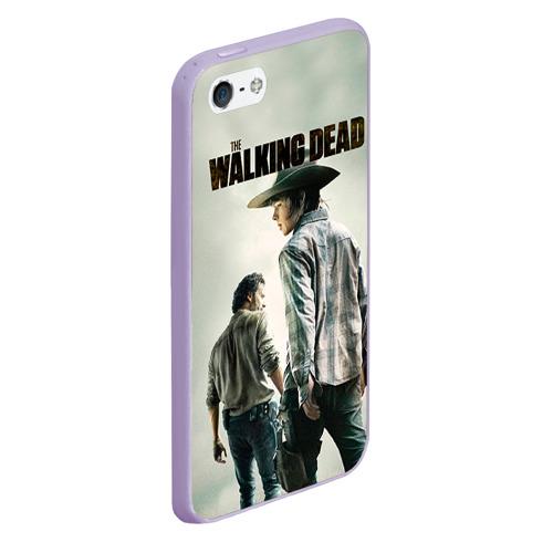 The Walking Dead (чехол для iphone 5/5s матовый) фото 2