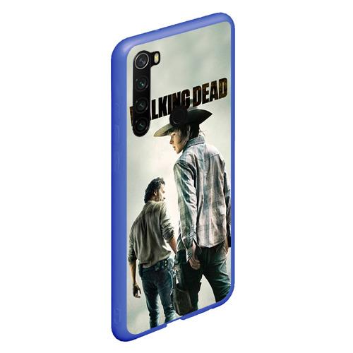 The Walking Dead (чехол для xiaomi redmi note 8) фото 2