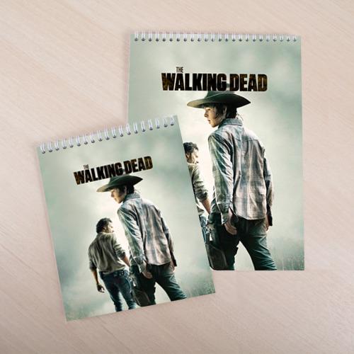 The Walking Dead (скетчбук) фото 3