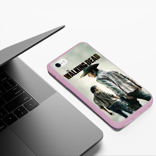 The Walking Dead (чехол для iphone 6plus/6s plus матовый) фото 4