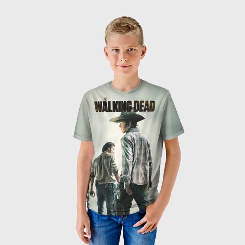 Детская футболка 3D The Walking Dead
