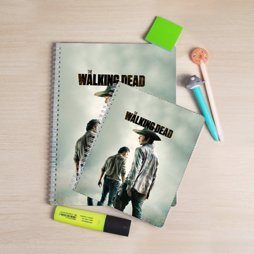 The Walking Dead (тетрадь) фото 2
