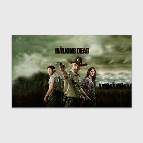 Бумага для упаковки 3D  Фото 01, The Walking Dead