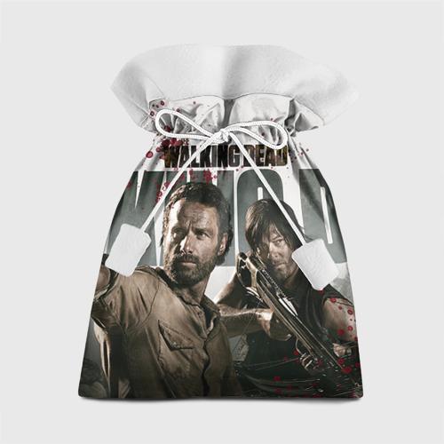 Подарочный 3D мешок The Walking Dead