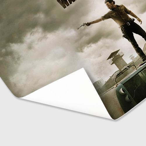 Бумага для упаковки 3D  Фото 03, The Walking Dead