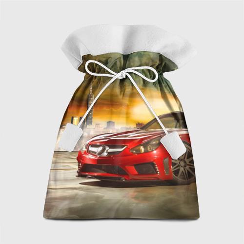 Подарочный 3D мешок Mercedes