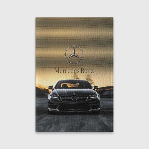Обложка для паспорта матовая кожа  Фото 01, Mercedes