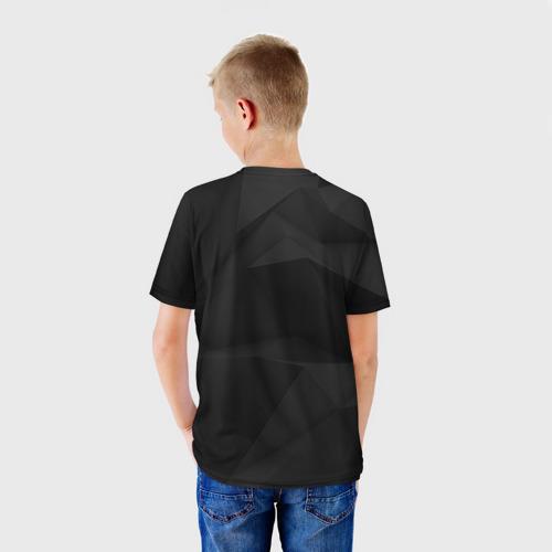 Детская футболка 3D Mercedes Фото 01