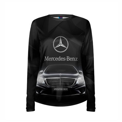 Женский лонгслив 3D для беременных  Фото 03, Mercedes
