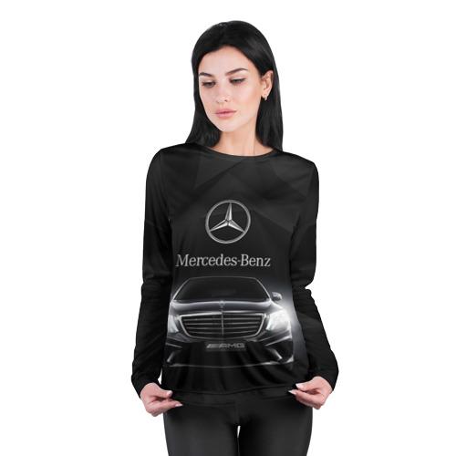 Женский лонгслив 3D для беременных  Фото 04, Mercedes