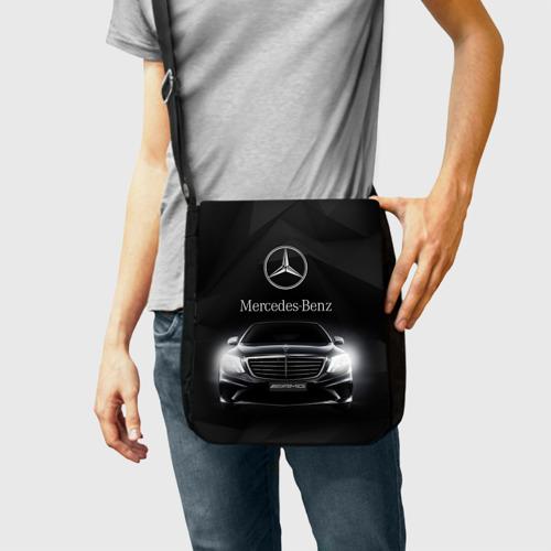 Сумка через плечо Mercedes Фото 01