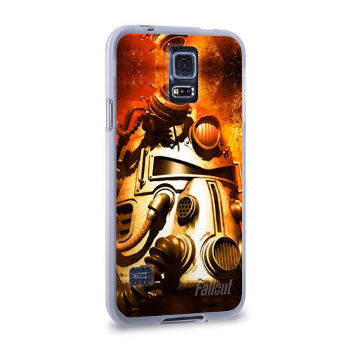 Чехол для Samsung Galaxy S5 силиконовый  Фото 02, Fallout