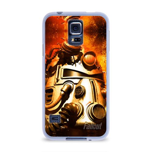 Чехол для Samsung Galaxy S5 силиконовый  Фото 01, Fallout