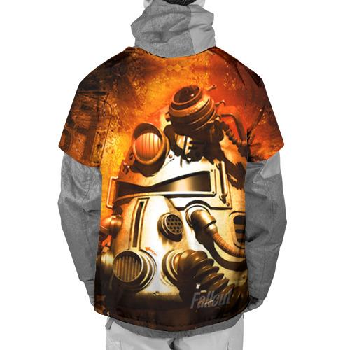 Накидка на куртку 3D  Фото 02, Fallout