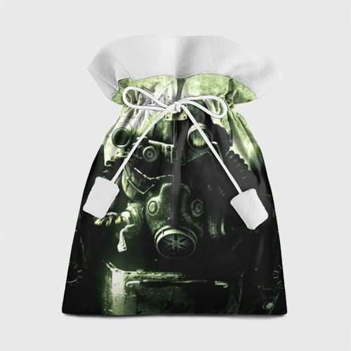 Подарочный 3D мешок Fallout от Всемайки