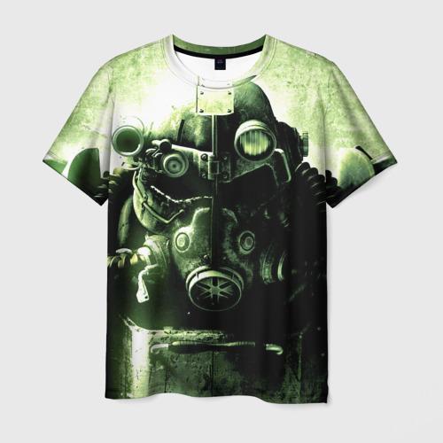 Мужская футболка 3D  Фото 01, Fallout