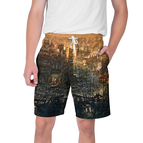 Мужские шорты 3D Fallout