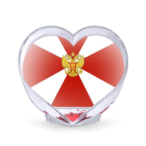Сувенир Сердце Сувенир Сердце Внутренние войска от Всемайки