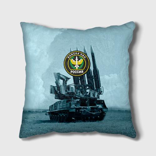 Подушка 3D  Фото 01, Войска Противовоздушной обороны